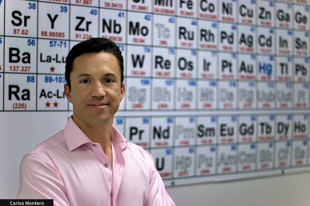 Carlos Montero hispanic outlook jobs higher education