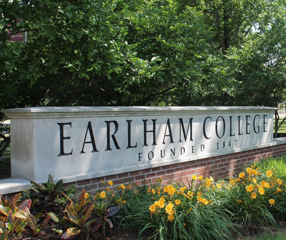 Photo Courtesy of Earlham College's Facebook Page
