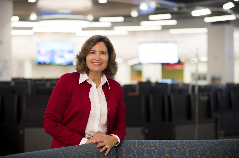 "Boeing's Mona Simpson is keynoting ""Professor for a Day"" activities Feb. 24 at Cal State Fullerton."