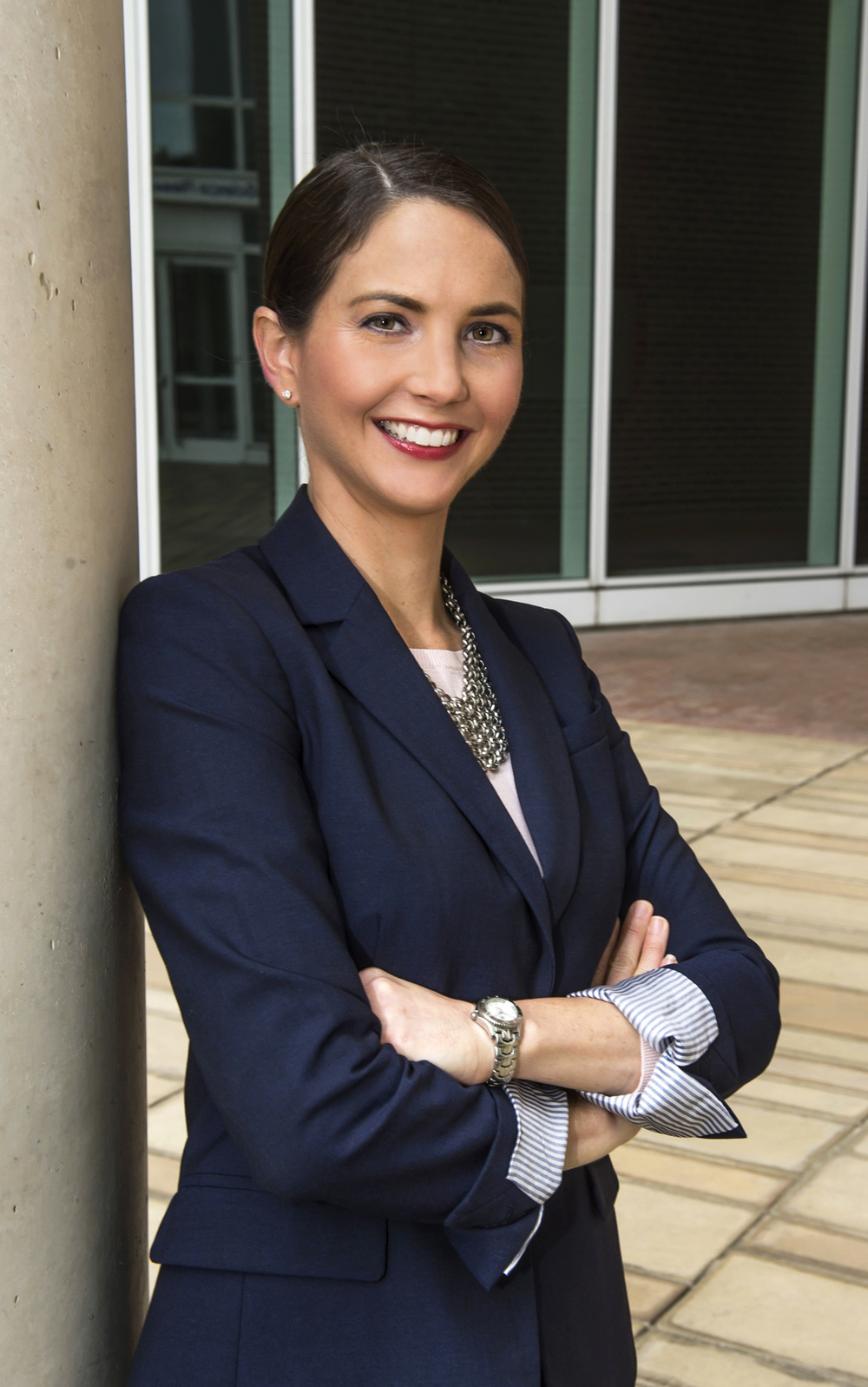 Ashley Kranjac photo by Tommy LaVergne/Rice University