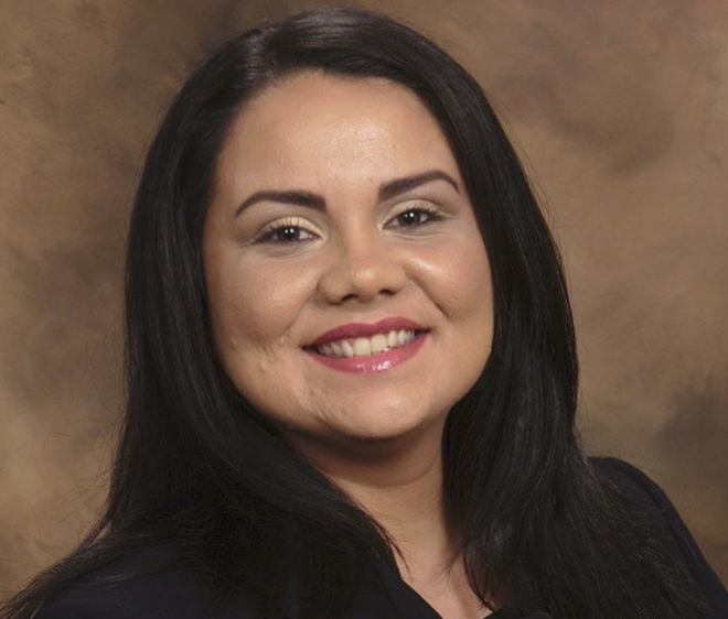 Catherine Olivarez, Doctoral Candidate,  Counseling and Higher Education, University of North Texas