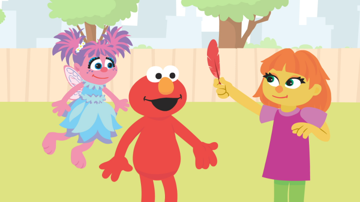 Photo Courtesy of Sesame Workshop