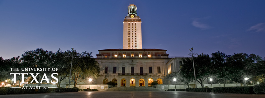 Photo Courtesy of The University of Texas at Austin's Facebook Page