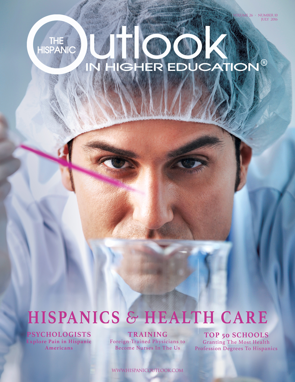 July 2016 Hispanic Outlook Issue
