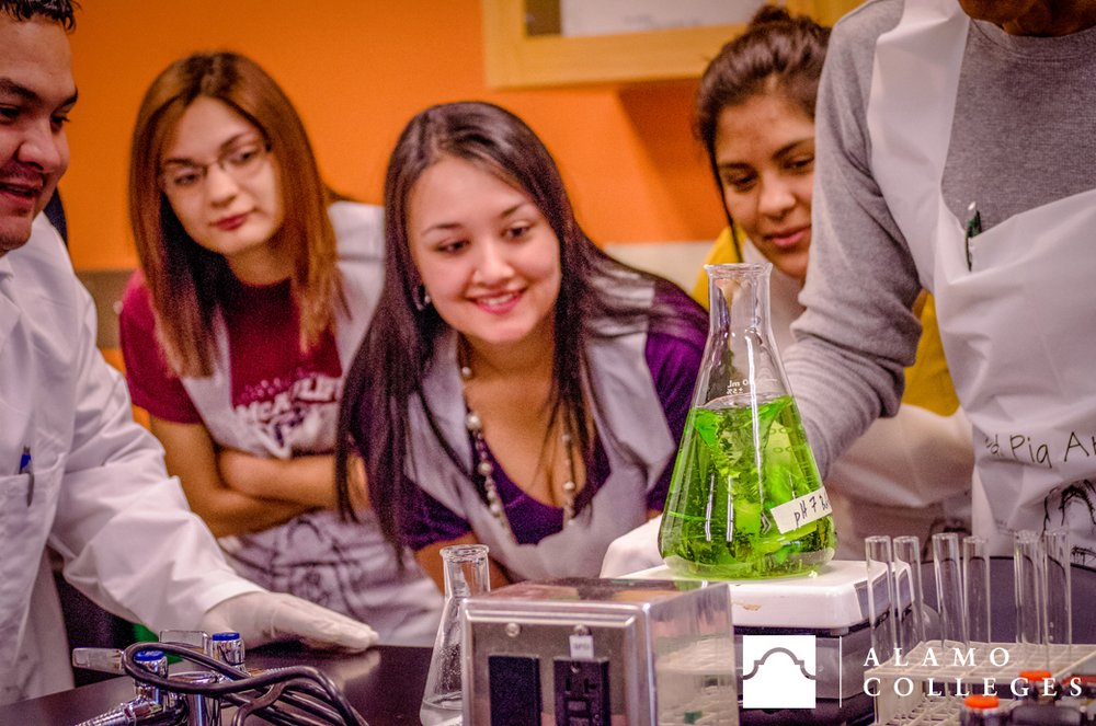 The Alamo Colleges Hispanic outlook magazine 2016