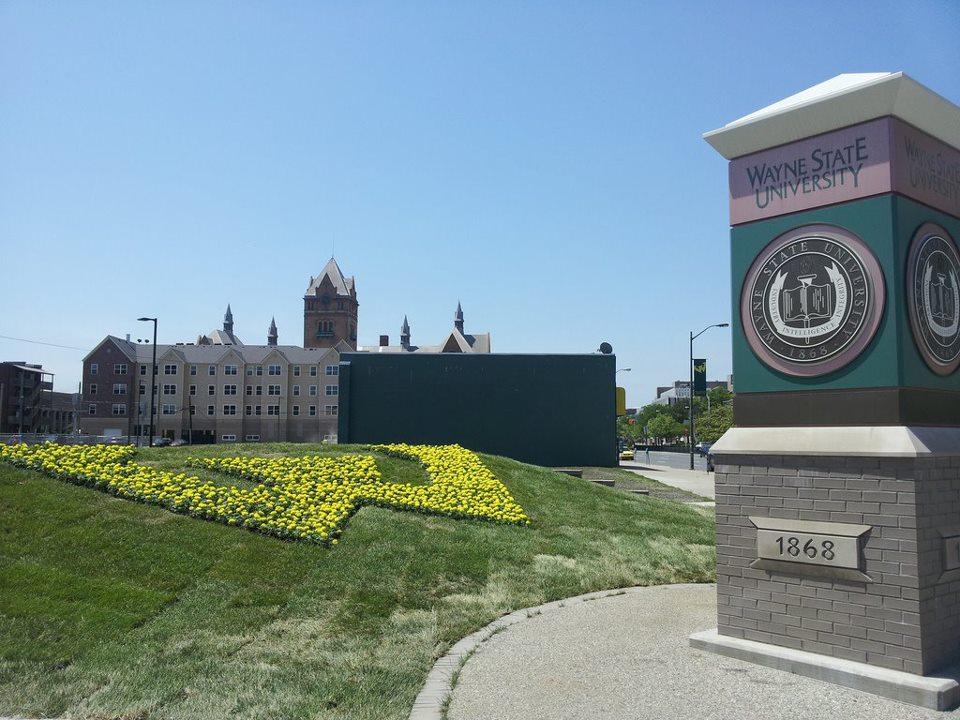Photo Courtesy of Wayne State University's Facebook page