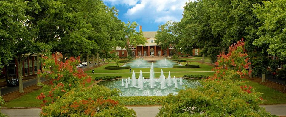 Photo Courtesy of Furman University's Facebook Page