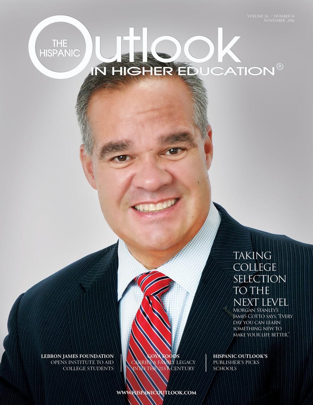hispanic outlook magazine november 2016