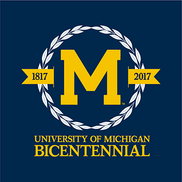 U of Michigan Bicentennial logo.png