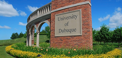 Photo Courtesy of the University of Dubuque's Website