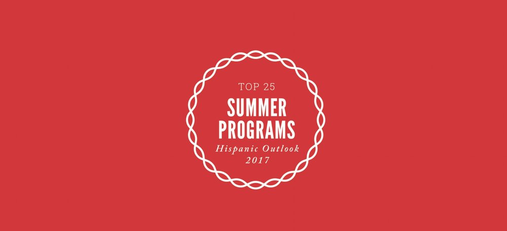 top summer programs for hispanics in the usa