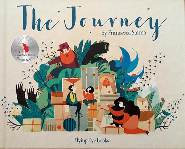 the journey book francesca sanna