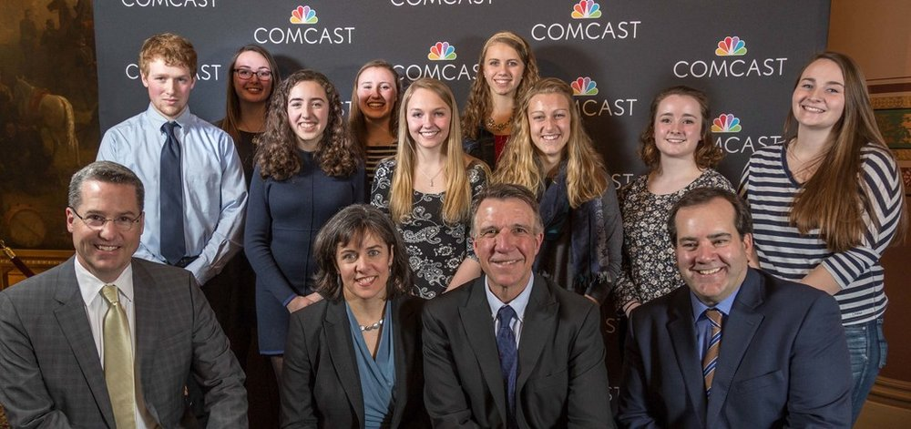 comcast in scholarships nbc universal awards