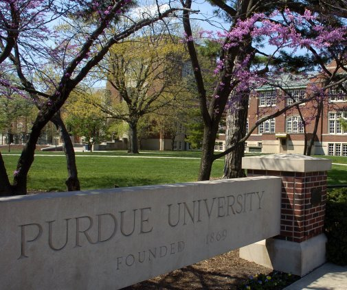 Photo Courtesy of Purdue University's Facebook Page