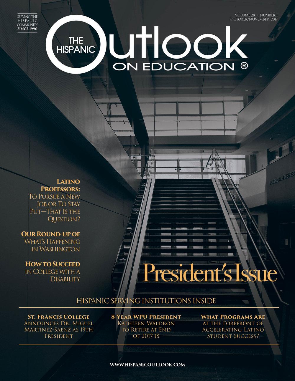 PRESIDENT'S ISSUE 2017