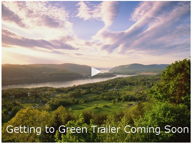 Getting to Green Trailer coming soon