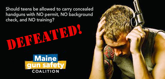 legislation maine gun safety coalition