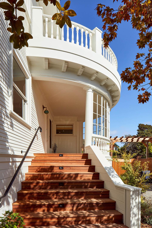 Porch Steps