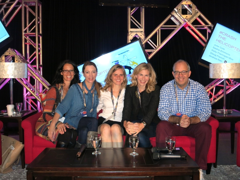 blissdom panel discussion