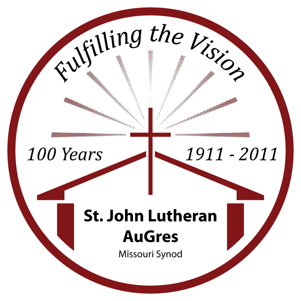 St. John Lutheran Church Logo