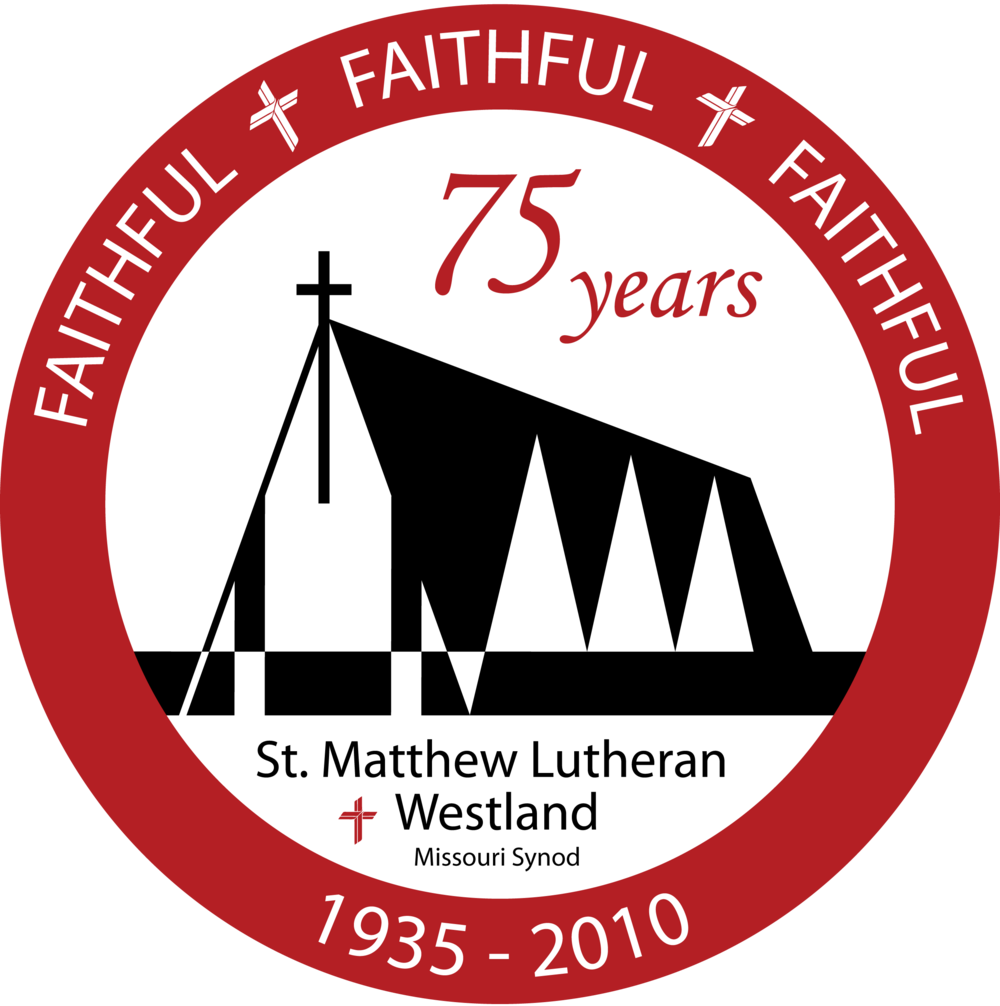 St. Matthew Lutheran Church Logo