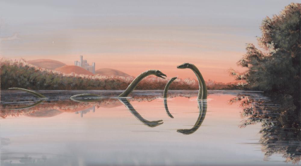 Loch Ness Family
