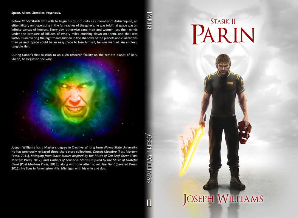 'Stasik II: Parin' Book Cover