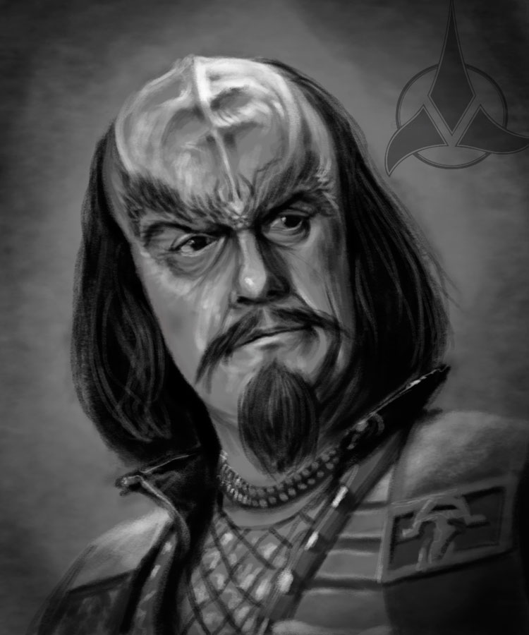 Christopher Lloyd as Commander Kruge