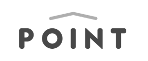 Point - logo - grayscale