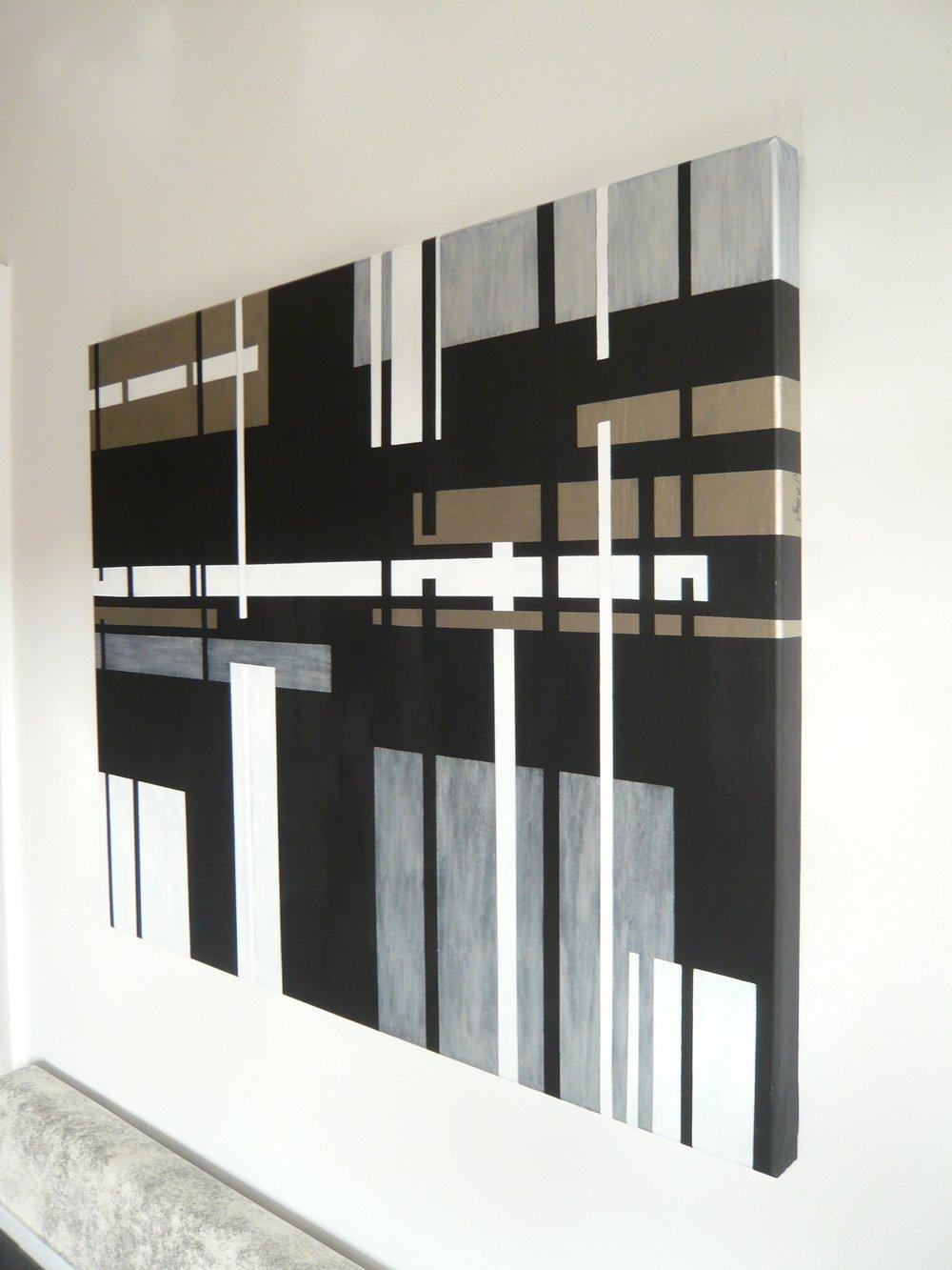 Scharotta, Sarah Katharina Kayß, 80 x 100 cm, KAUFEN