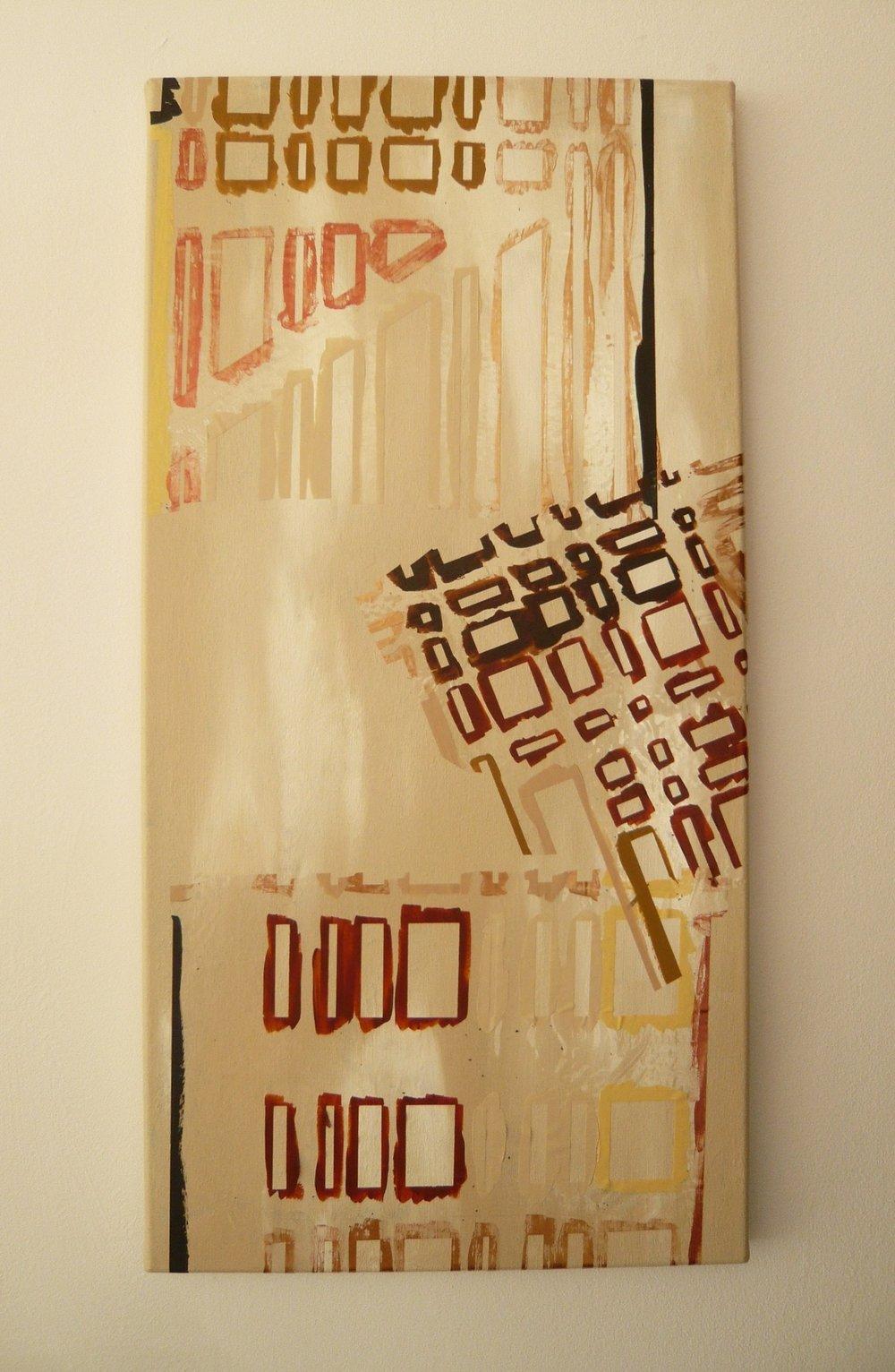 Berceuse, Sarah Katharina Kayß, 30 x 60 cm