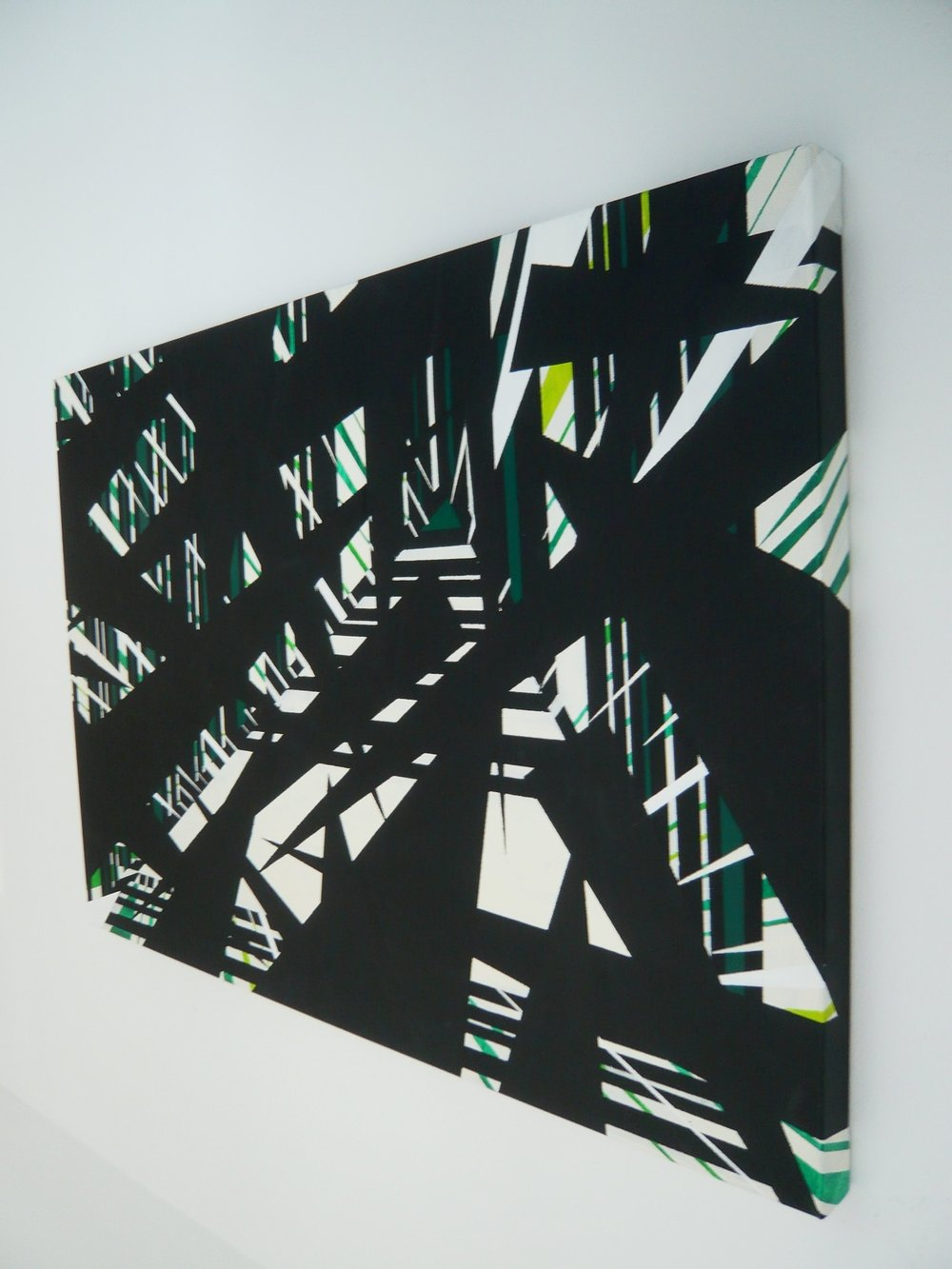 Phaeton , Sarah Katharina Kayß, 70 x 100 cm