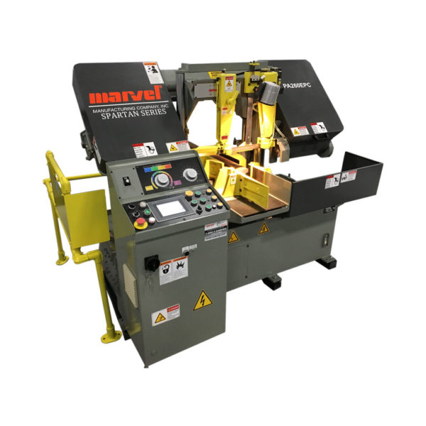 MARVEL PA260EPC HIGH SPEED HORIZONTAL POST STYLE SAW