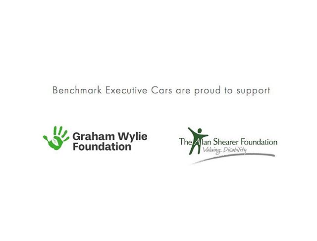 We are proud to support the Alan Shearer Foundation & the Graham Wylie Foundation