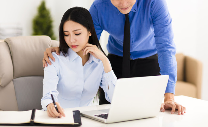 Sexual Harassment in the workplace workers compensation.