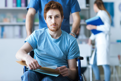 Spinal Cord Injury at Work - Gerald Brody Law