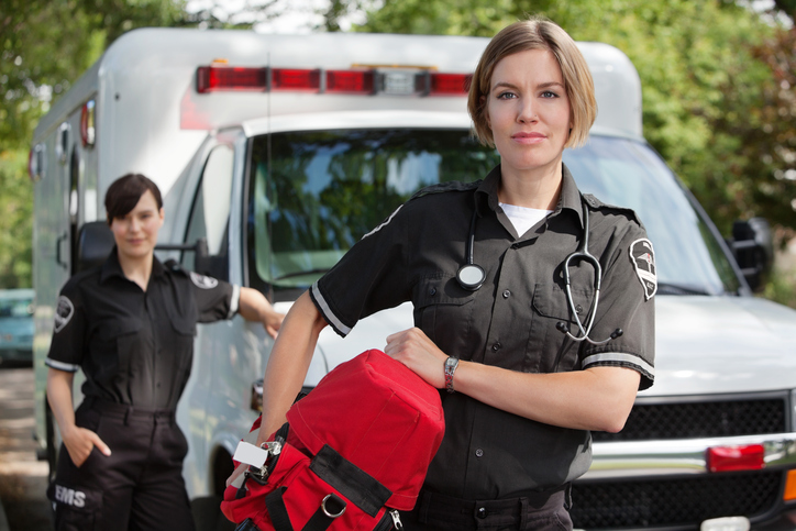 Workers' Compensation Claims for Paramedics.