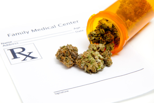 Medical Marijuana Workers' Compensation