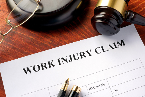 San Diego Workers' Compensation Claim.