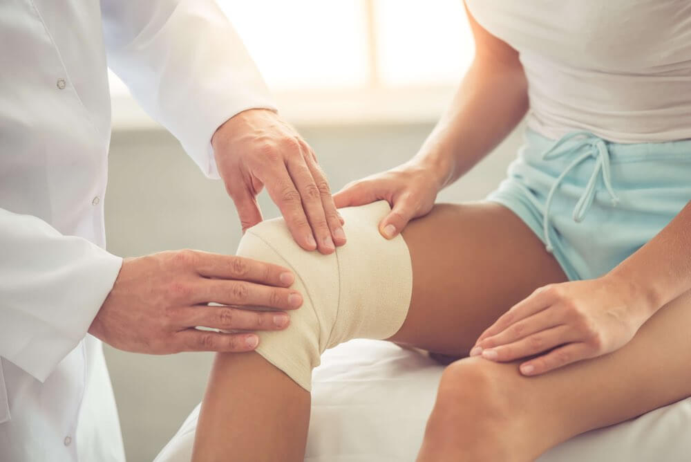 Workers' Compensation for knee and ankle injuries in San Diego.