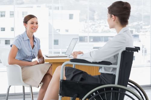 workers' compensation and disability social security.
