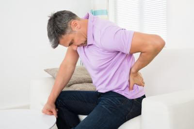 Back Injury workers' compensation.
