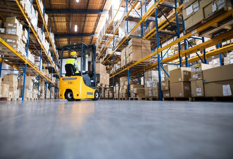Legal Steps to Take After a Forklift Injury