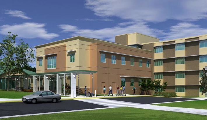 MEDICAL / DENTAL CLINIC CONVERSION BLDG. 175    Neuro-Rehabilitation Center VA NCHCS  Martinez, CA