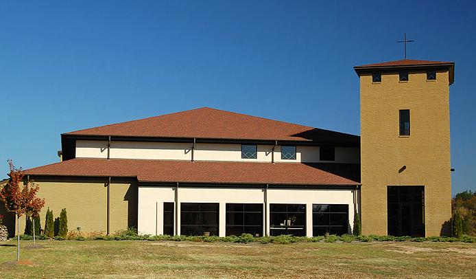 NEW CHURCH CAMPUS & SUPPORT FACILITIES Our Lady of Guadalupe Elmore, AL