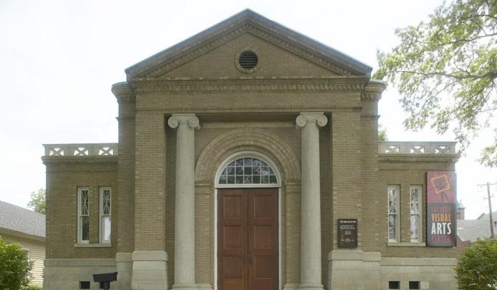 CARNEGIE LIBRARY RESTORATION Carnegie Visual Arts Center Decatur, AL
