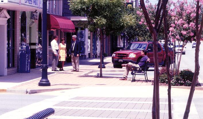 BROAD STREET STREETSCAPE RENOVATION Gadsden, AL