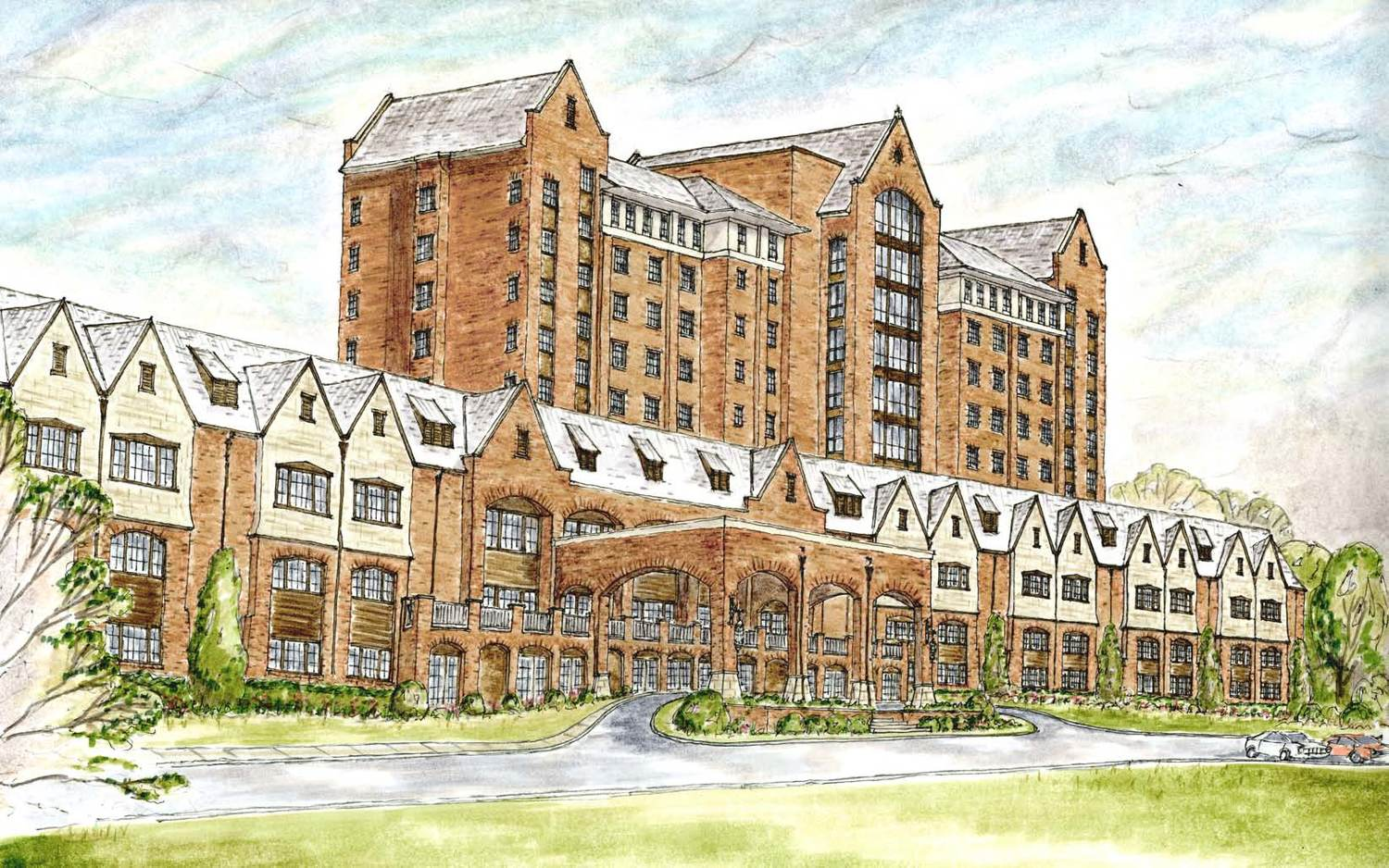 assisted living feasibility study