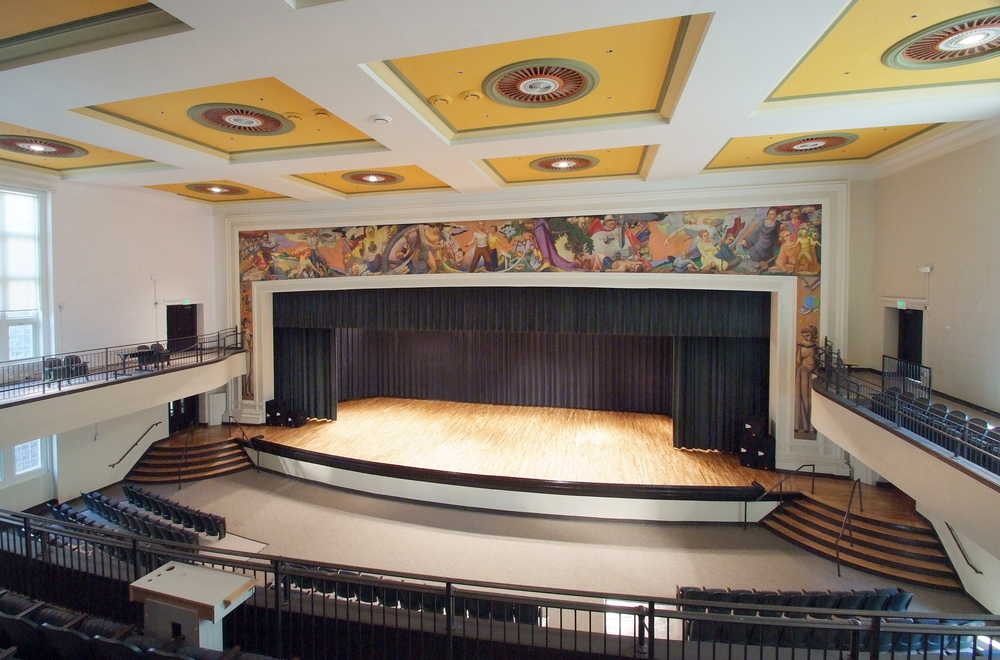 Alabama Historical Commission DISTINGUISHED SERVICE AWARD Woodlawn High School Renovation