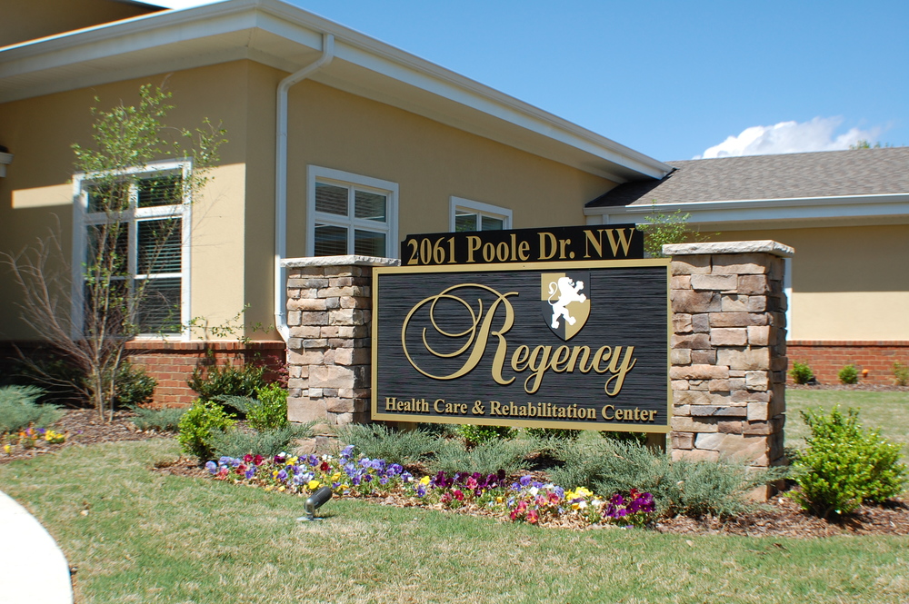 REGENCY RETIREMENT VILLAGE Huntsville, AL